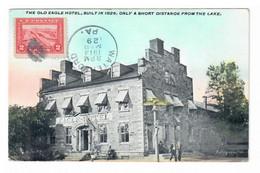 WATERFORD (ESTADOS UNIDOS). THE OLD EAGLE HOTEL. CIRCULADA EN 1913. - Other