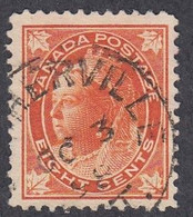 Canada, Scott #72, Used, Victoria, Issued 1897 - Used Stamps