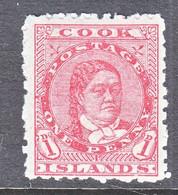 COOK  ISLAND  28  *  No Wmk.   1902  Issue. - Cookeilanden
