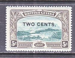 BRITISH  GUIANA  157   ** - British Guiana (...-1966)