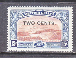 BRITISH  GUIANA  159   ** - British Guiana (...-1966)