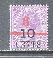 BRITISH  HONDURAS  33   ** - British Honduras (...-1970)