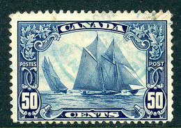 Canada USED 1928-29 Bluenose - Used Stamps