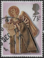 GB SG915 1972 Christmas 7½p Good/fine Used [18/17156/25D] - Used Stamps