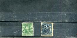 Etats-Unis 1902-03 Yt 144 148 Série Courante - Used Stamps