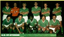 Les Grandes équipes Françaises De Football : A.S. Saint-Etienne - Altri