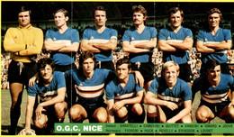 Les Grandes équipes Françaises De Football : O.G.C. Nice - Altri