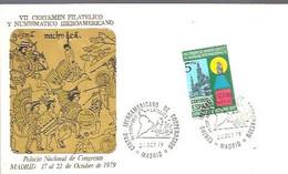 MATASELLOS  1979    MADRID - 1971-80 Storia Postale