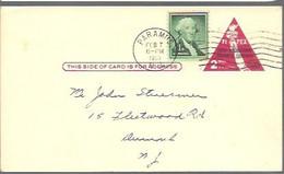 STATIONERY  1959  PARAMUS - 1941-60