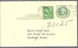 STATIONERY  1953  READING - 1941-60
