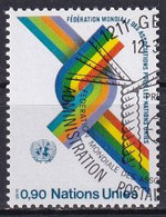 UNO GENF 1976 Mi-Nr. 56 O Used - Aus Abo - Gebraucht