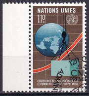 UNO GENF 1976 Mi-Nr. 57 O Used - Aus Abo - Gebraucht