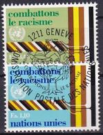 UNO GENF 1977 Mi-Nr. 68/69 O Used - Aus Abo - Gebraucht