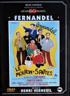 Le Mouton A 5 Pattes - Fernandel - Louis De Funès - Paulette Dubost - Françoise Arnould -  Dario Moreno . - Commedia