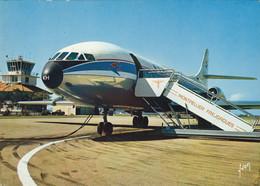 CPA - Caravelle - Compagnie Air Inter - Aéroport De Montpelleir Fréjorgue - 1946-....: Modern Era