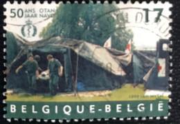 België - Belgique -  C2/25 - (°)used - 1999 - Michel 2864 - Medische Dienst - Medicina