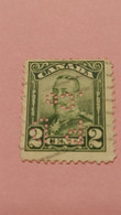 CANADA : Timbre 1935 - Portrait Du Roi George V - Used Stamps