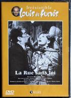 La Rue Sans Loi - Louis De Funès - Gabriello - Max Dalban - Annette Poivre . - Commedia