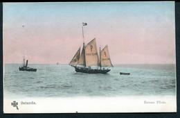 CPA - Carte Postale - Belgique - Ostende - Bateau Pilote - 1900 ( CP18606) - Oostende