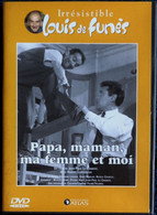 Papa, Maman, Ma Femme Et Moi - Robert Lamoureux - Louis De Funès . - Commedia