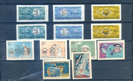 VIETNAM LOT SPACE PERFORED + IMPERFORED     MNH - Altri