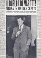 (pagine-pages)GIUSEPPE MAROTTA   Oggi1957/19. - Altri