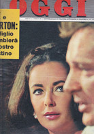 (pagine-pages)LIZ TAYLOR   Oggi1964/06. - Altri