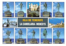 Tenerife - La Candelaria - Rois Guanches - Multivues - Tenerife