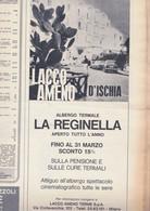 (pagine-pages)PUBBLICITA' TURISTICA LACCO AMENO  Oggi1964/06. - Altri