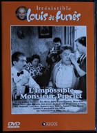 L'impossible Monsieur Pipelet - Louis De Funès - Michel Simon - Noël Roquevert - Gaby Morlay . - Commedia