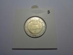 ===== 2 Euros Traité Rome Allemagne 2007 J état TTB ===== - Deutschland