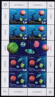 BOSNA & H. - HERCEGBOSNA MOSTAR - EUROPA CEPT  BL+SET - ASTRONOMY  HUBBLE - **MNH - 2009 - Astronomia
