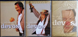 "Raymond DEVOS - Raymond Devos "" En Aparté "" - + Deux DVD / 160 Sketches . - Commedia"