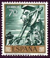 España. Spain. 1966. Jose Maria Sert. Cristo Dicta Reglas ... - Moderni