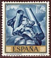 España. Spain. 1966. Jose Maria Sert. La Audacia. The Audacity - Moderni