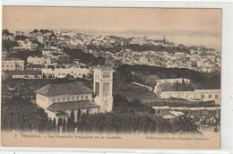 MAROC : Tanger La Chapelle Anglaise Et La Casbah : édit. Spéciale Des Magasins Modernes N° 7 - Tanger