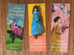 Marque Page Jane Austen X3 - Segnalibri