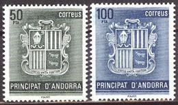 Andorra. 1982. National Arms - Ungebraucht
