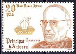 Andorra. 1985. Bishop Of Urgell. Coprince. Ramon Iglesias - Ungebraucht