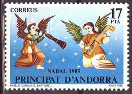 Andorra. 1985. Navidad. Christmas - Ungebraucht