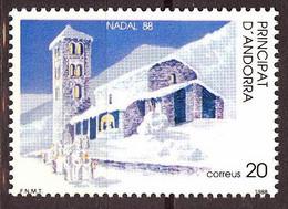 Andorra. 1988. Navidad. Christmas - Ungebraucht