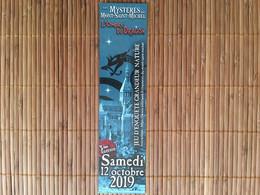 Marque Page Les Mystères Du Mont Saint Michel - Segnalibri
