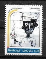 TOGO  N° 1713  * *  Millennium Tableaux  Basquiat - Altri