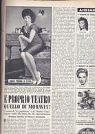 (pagine-pages)JOAN COLLINS  Oggi1958/50. - Altri