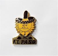 Pin's El Paso -rc - Altri