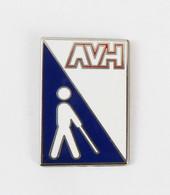 Pin's Boutique AVH Non Voyants -rc - Altri