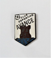 Pin's Football Blason Club Deportivo Avance  -rc - Altri