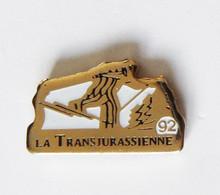 Pin's La Transjurassienne -rc - Altri