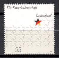 Germany 2007 Alemania / European Union German Presidency MNH Presidencia Unión Europea / Hp89  1-1 - Comunità Europea