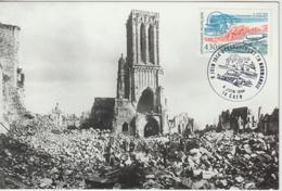 France 1994 8 Juin 1944 Débarquement En Normandie Caen - Seconda Guerra Mondiale